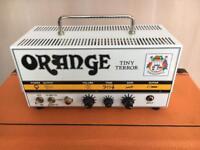 Orange Tiny Terror Valve amp head