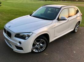 2012 BMW X1 2.0L XDRIVE18D M Sport