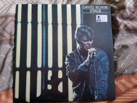 David Bowie Live Vinyl