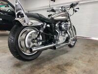 Harley-Davidson, SPORTSTER CUSTOM, 2010, 883 (cc)