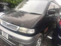Mazda bongo breaking for parts