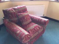 Classic Duresta armchair