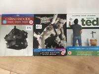 Blu-Ray Steelbooks