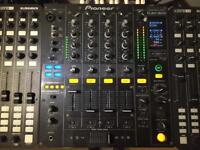 Pionner Djm 800 DJ mixer