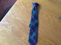 Boy's Aylesford School Clip On Tie