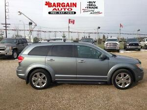 2010 Dodge Journey 0 DOWN,0 PAY. UNTIL MARCH 2017 Edmonton Edmonton Area image 1