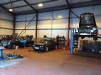 Clydesdale Classic Cars Servicing, Repairs & Restorations