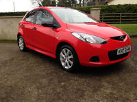2008 Mazda 2 Ts d 1.4 Turbo Diesel*Full Mot*Just Serviced*Low Miles*Great Condition*Same as Fiesta*