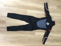 Barefoot childrens wetsuit