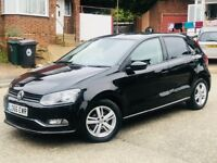 2016 VW Polo 1.2 Match Edition Full Service History