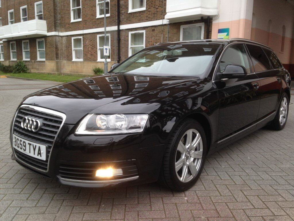 audi a6 avant 2010 tdi 2 0 fully loaded leather sat nav px welcome in manor house london. Black Bedroom Furniture Sets. Home Design Ideas