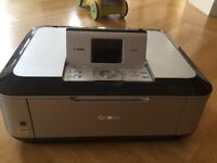Cannon Mulifunctional MP640 printer and scanner. Wireless. Great condition