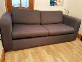 Habitat Porto Sofa Bed. Was £1000 now only £300. *Delivery available*