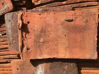 Hand made binfeild roof tiles
