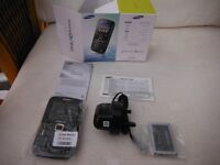 Samsung ch[@]t222 mobile phone - Never been used.