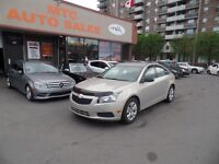 2012 Chevrolet Cruze LS - Great On Gas! - Extremely Clean!