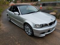 BMW 330cd m convertible