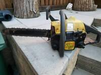 mcculloch 335 chainsaw