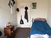 nice room in Great location Notting Hill All includid shar the flat With 1 person .