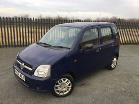 2006 06 VAUXHALL AGILA 1.0 5 DOOR HATCHBACK - *ONLY 49,000 MILES* - ONLY 1 OWNER FROM NEW!
