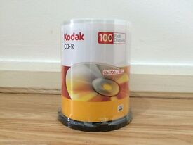 Kodak CD-R 100 Pack.