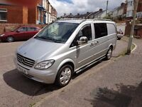 Mercedes Vito Camper van 2006 . 2148cc Automatic. Great van