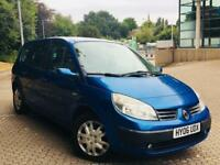 2006 Renault Grand Scenic 1.6 Petrol*Long MOT*7 Seater*Cheap Insurance*Service History*Lovely Colour