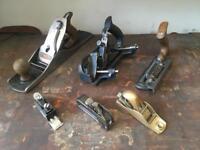 Woodwork planes