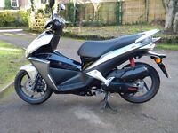 Honda NSC 50 Sporty - 1,876 Miles only