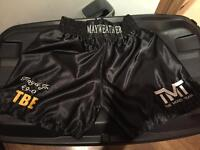 Boxing shorts brand new sized medium