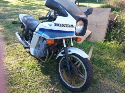 1982 Honda CB750 Project Bike - Stripped, ready for a restoration West Wallsend Lake Macquarie Area Preview