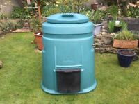 Shankey Garden Composter In Excellant Condition. £10