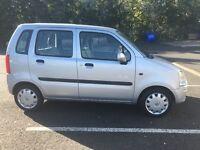 1.2 Vauxhall Agila long mot low miles car