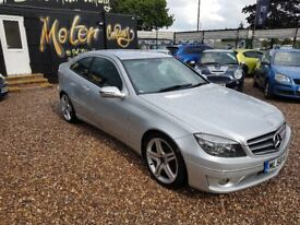 2009 Mercedes CLC180 Kompressor AUTOMATIC Full Leather LOW MILEAGE