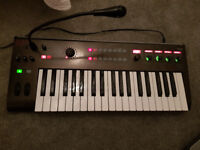 Synthesizers - Korg R3, Novation Xiosynth
