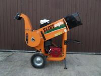 Eliet Major 4S Shredder / Chipper with Honda GX270 Petrol Engine