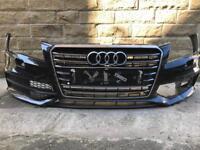 Genuine Audi A7/S7 S Line Front Bumper 2012-2013-2014-