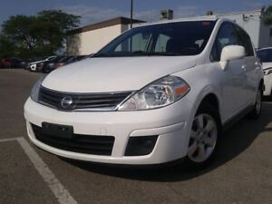 2012 Nissan Versa SL |ALLOY|CRUISE|BLUETOOTH|CVT|