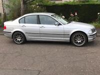 Bmw 3 series low mileage with service history