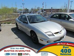2000 Pontiac Sunfire SE | AS-IS SPECIAL