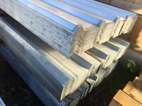 🔨 *New* Box Profile Galvanised Roof Sheets 3M