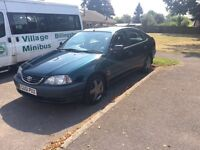 Toyota Avensis 1.8GS Auto, one family owned