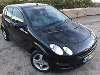 Smart for four1.5 petrol black