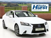Lexus GS 300H LUXURY (white) 2015-02-05