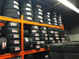 BRAND NEW TIRES (DOUBLE STAR) WHOLESALER OPEN TO PUBLIC BEST PRICE IN GTA BLOUW SALE . END TILL MID OF MARCH