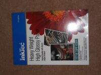 InkTec Heavy Weight High Glossy Paper A3