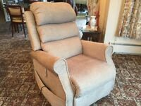 Kingsley Riser Reclining Electric Chair - Immaculately Clean