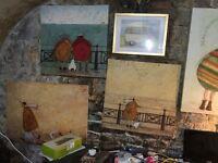 Sam toft canvas prints