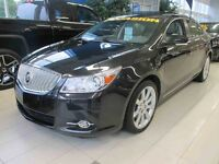 2012 Buick LACROSSE ULTRA LUXURY NAVIGATION TOUT EQUIPE
