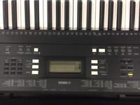 Yamaha PRS E343 Keyboard